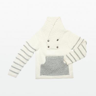 4 Botones Sweater
